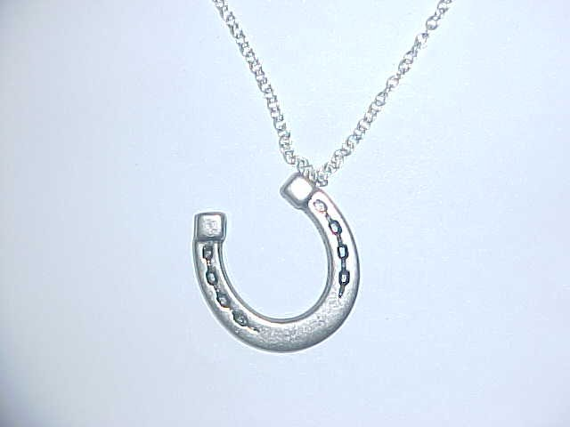 Necklace - Horse shoe