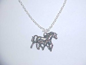 Necklace - Mare & Foal