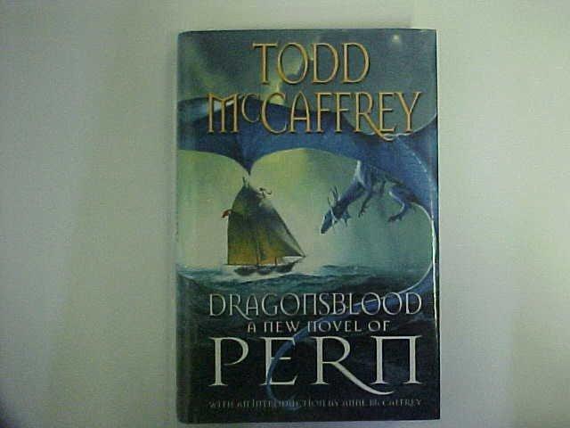Dragonsblood - Todd McCaffrey