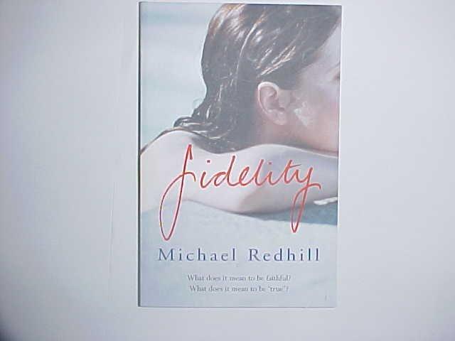 Fidelity - Michael Redhill