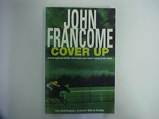 Cover Up - John Francome