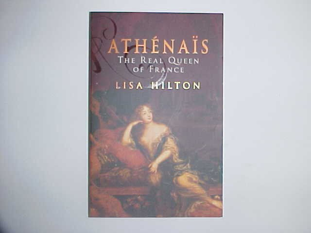 Athenais - Lisa Hilton