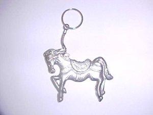 Keyring - Large horse