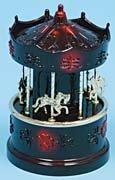Magical Carousel Music Box