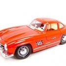 1954 MERCEDES BENZ 300SL GULLWING RED 1:18 MODEL