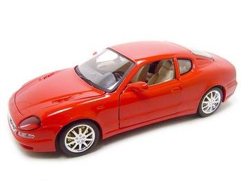 MASERATI 3200 GT COUPE RED 1:18 DIECAST MODEL