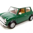 1969 MINI COOPER GREEN 1:18 DIECAST MODEL