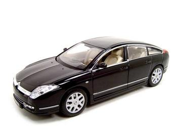 CITROEN C6 RED 1:20 DIECAST MODEL