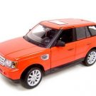 RANGE ROVER SPORT RED 1:18 DIECAST MODEL