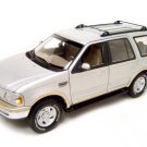FORD EXPEDITION EDDIE BAUER EDITION 1:18 SILVER MODEL