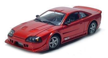 SALEEN SR 1/18 DIECAST MODEL RED