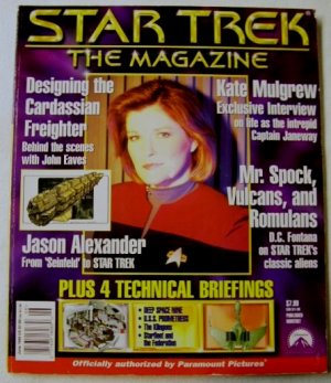 STAR TREK THE MAGAZINE - ISSUE 2 - JUNE 1999 (US)