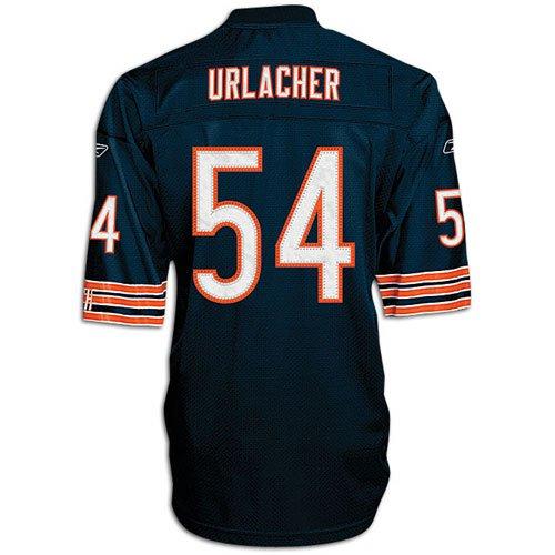 Brian Urlacher Reebok  NFL Authentic Team Jersey