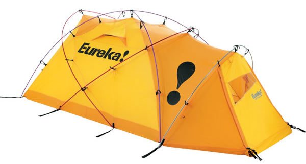 Eureka! 5th Season EXO Tent - FREE SLEEPING BAG!