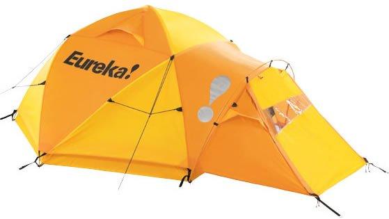 Eureka! K-2 XT Tent - FREE SLEEPING BAG!