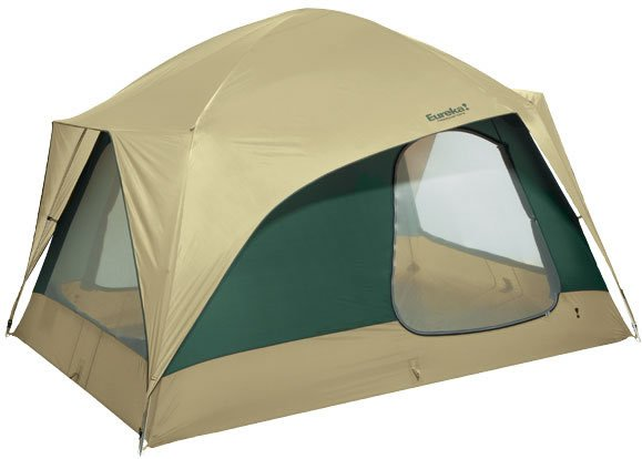 Eureka! Headquarters Tent - FREE SHIPPING + FLOOR SAVER!