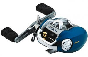 Team Daiwa Viento Casting Fishing Reel - FREE SHIPPING + LINE!