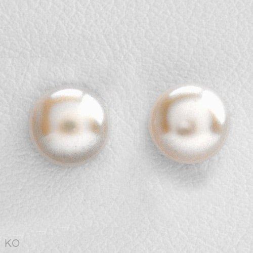 Timeless Beauty Pearl earrings