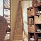 PADMA'S PLANTATION- BAMBOO TRIANGLE LADDER-SMALL