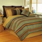 Veratex- Camden C. King or D. King Comforter Set