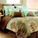 Veratex- Capri Queen Comforter Set