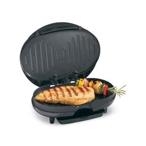 Hamilton Beach Indoor Grill 32in, Black