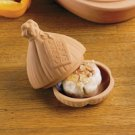 Reco- Romertopf Clay Bakers Garlic Baker