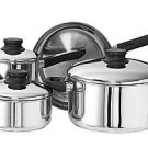 Kinetic- Kitchen Basics 7 Piece Cookware Set