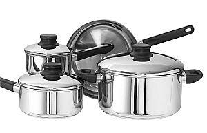 Kinetic- Kitchen Basics 7 Piece Cookware Set