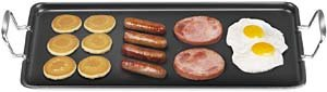 Kinetic- Classicor Double Burner Rectangular Griddle