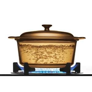 Visions-5 L Dutch Oven w/Cover