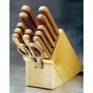 Chicago Cutlery- Wood 15-Piece Set