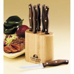 Chicago Cutlery- 7-Pc Steak Lovers Set