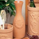 Reco-Romertopf Companion Pieces Wine Carafe - Sunflower