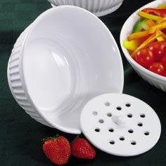 Reco- Contemporary Serving Pieces Fruit Concierge