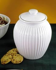 Reco- Contemporary Serving Pieces Elegant Cookie Jar