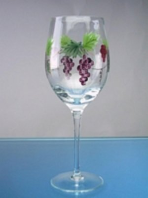 "Bacchus Collection- Goblet  9 1/2"" ( 15 oz) Drinkware set"