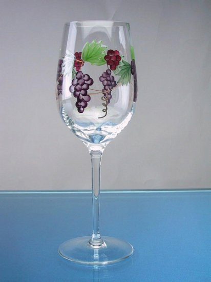 """Bacchus Collection-Red Wine 9 1/4"""" ( 13 1/2 oz)Drinkware set"""