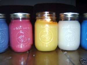 16 Ounce Soy Candles