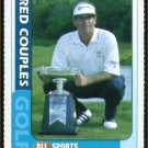 Fred Couples 2003 All Sport Golf Card Nr-MT MT!