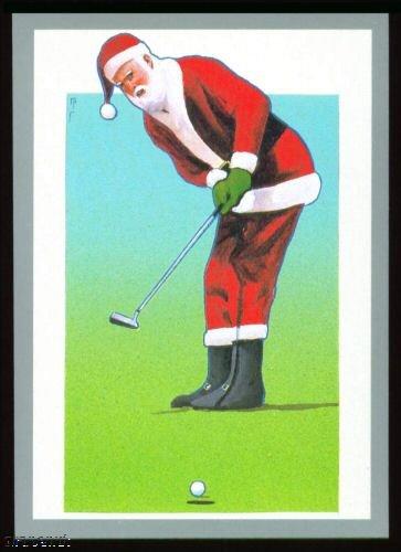 1991 Tuff Stuff Santa Claus Complete Card Set Rare