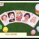 '93 Panema Marketing Miss Masters 36 Golf Card Nicklaus