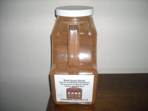 cinnamon ground 5 lb jar  $23.50--spices seasonings & herbs