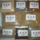 MUSTARD SEED BROWN (Whole) 1 LB PLASTIC BAG $9.99 Free shipping us only