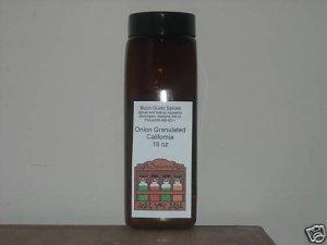 onion granulated 18 oz  $11.99--spices seasonings & herbs