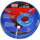 50 Ft PVC Air Hose - Blue