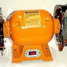 "8"" 1 HP Electric Bench Grinder"