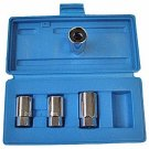 4 Pcs Stud Extractor / Installer Socket Set # ATF-5066