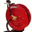 3/8 Inch x 50 Ft. Air Hose Reel - Retractable
