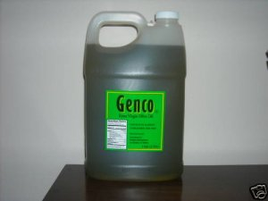 Genco Extra Virgin Olive Oil 1 Gallon 4 per case $67.99